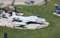 52-9563 @ KGUS - Lockheed T-33A - by Mark Pasqualino