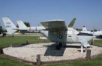 68-6871 @ KGUS - Cessna O-2A - by Mark Pasqualino