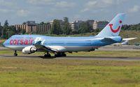 F-HSEA @ ELLX - departure via RW24