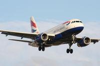 G-DBCG @ EGLL - British Airways - by Chris Hall