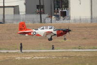 161827 @ NFW - Landing at NAS JRB Fort Worth - by Zane Adams