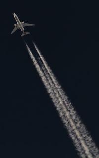 UNKNOWN @ NONE - FedEx MD-11F cruising eastbound