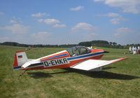 D-EHKA @ EBDT - Schaffen Diest Fly In - by Henk Geerlings