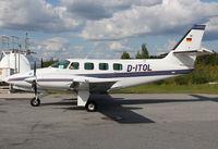 D-ITOL @ ESOE - Cessna T303 Crusader - by Hans Spritt