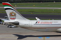 A6-AFC @ EDDL - Etihad Airways, Airbus A330-343X, CN: 1167 - by Air-Micha