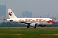 B-2226 @ ZGSZ - Airbus A-319-112 [1786] (China Eastern Airlines) Shenzhen-Baoan~B 22/10/2006 - by Ray Barber