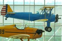 N8FL @ BFI - 1937 Boeing A75, c/n: 75-055
