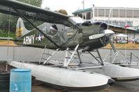 N5827Y @ S60 - 1956 Dehavilland BEAVER DHC-2 MK.1, c/n: 932 ex USAF 55-0705