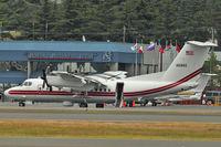 N59AG @ BFI - 1981 Dehavilland DHC-7-102, c/n: 59
