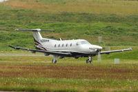 N286NW @ PAE - Pilatus Aircraft Ltd PC-12/47E, c/n: 1286 at Paine Field