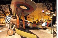 N6493U @ BFI - Nieuport NIEUPORT 28C-1, c/n: 6493 at Museum of Flight