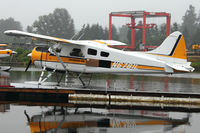 N6781L @ S60 - 1953 Dehavilland BEAVER DHC-2 MK.1, c/n: 788 ex USAF 53-7964