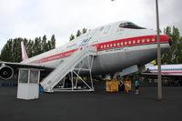 N7470 @ BFI - 1969 Boeing 747-121, c/n: 20235 at Museum of Flight
