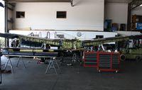 N141BS @ KRFD - North American T-28A - by Mark Pasqualino