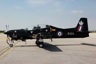 ZF374 @ EGMD - EGMD/LYX Overnighted for the Eastbourne Airshow.