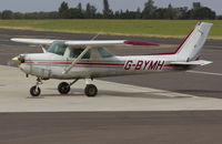 G-BYMH @ EGSH - Arriving at SaxonAir. - by Matt Varley
