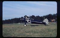 N4786N @ 3VA3 - Taken at the flying Circus July 10, 1983 - by Ed Johansen