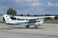 D-EKKS @ EDAY - Cessna 172N Skyhawk at Strausberg airfield - by Ingo Warnecke