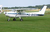 G-BHEN @ X3CX - Parked at Northrepps. - by Graham Reeve