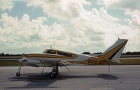 N310JD @ TMB - Cessna 310K as seen at New Tamiami in November 1979. - by Peter Nicholson