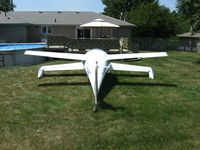 C-GGFD - I just purchased this Quickie, I will be flying her summer of 2013 - by Tim Vanhecke
