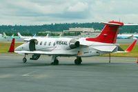 N164AL @ BFI - 1997 Learjet Inc 31A, c/n: 134 at BFI
