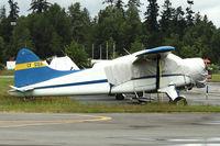 C-FGQA @ CYNJ - 1950 De Havilland Canada DHC-2 Beaver MK.I, c/n: 72 - by Terry Fletcher