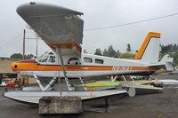 N9744T @ S60 - 1968 Dehavilland BEAVER DHC-2 MK.3, c/n: 1692