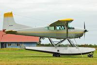 N6387 @ OKH - 1977 Cessna A185F, c/n: 18503334 at Oak Harbor - by Terry Fletcher