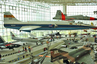 N820NA @ BFI - 1957 Lockheed F-104C-5-LO Starfighter, c/n: 383-1222 at Museum of Flight Seattle