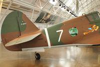 N2689 @ PAE - 1941 Curtiss Wright P-40C, c/n: 194 - Paul Allen Museum