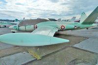 N385F @ BFI - 1963 Fouga CM 170 MAGISTER, c/n: 385 at BFI