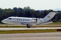 N39RE @ KPDK - Canadair CL.604 Challenger [5420] Atlanta-Dekalb Peachtree~N 22/04/2010.