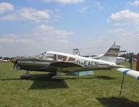 D-EACN @ EBDT - Oldtimer Fly In Schaffen Diest  , Belgium ,  August 2012 - by Henk Geerlings