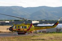 C-GEAG @ LFMC - Home base Le Luc - by BTT