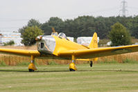 G-AKAT @ EGBR - The Real Aeroplane Club's Summer Madness Fly-In, Breighton - by Chris Hall