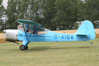 G-AIBW photo, click to enlarge