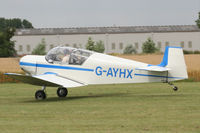 G-AYHX photo, click to enlarge