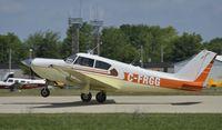 C-FRGG @ KOSH - Departing Airventure on runway 27 - by Todd Royer
