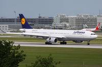 D-AIKP @ EDDM - Lufthansa - by Loetsch Andreas