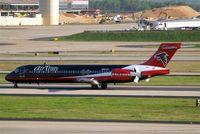 N891AT @ KATL - Boeing 717-2BD [55043] (AirTran Airways) Atlanta-Hartsfield~N 12/04/2010.