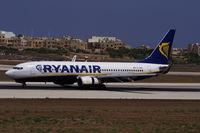 EI-DAG @ LMML - B737-800 EI-DAG Ryanair. - by Raymond Zammit