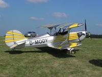 D-MODY @ EBDT - Oldtimer Fly In , Schaffen Diest - Belgium , August 2012 - by Henk Geerlings
