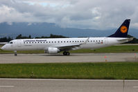 D-AEBQ @ LSGG - Taxiing