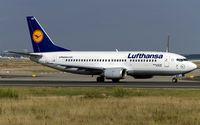 D-ABXT @ EDDF - departure from Frankfurt