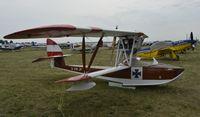N216JP @ KOSH - Airventure 2012 - by Todd Royer