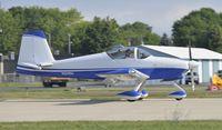N342DA @ KOSH - Arriving at Airventure on runway 9