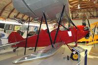 CF-CJR @ CYNJ - 1930 Waco INF, c/n: 3324 - by Terry Fletcher