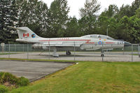 101035 @ CYXX - 1957 McDonnell CF-101B Voodoo, c/n: 541 at Abbotsford - by Terry Fletcher