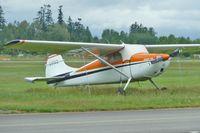 C-FHVS @ CYNJ - 1952 Cessna 170B, c/n: 20517